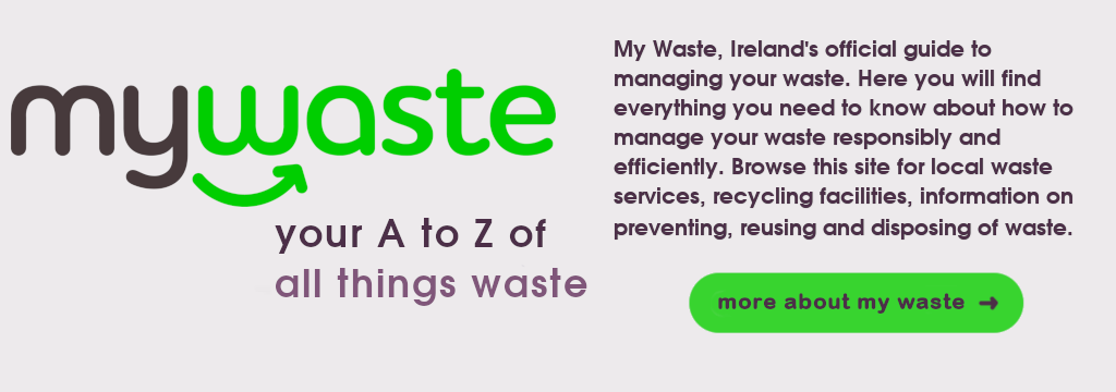 MyWaste website