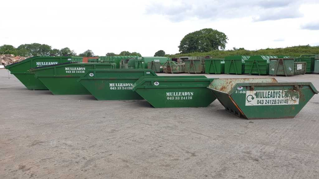 skip hire selection